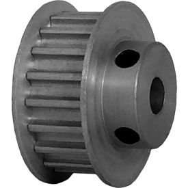 19 Tooth Timing Pulley, (Htd) 5mm Pitch, Clear Anodized Aluminum, 19-5m09-6fa3 - Min Qty 8