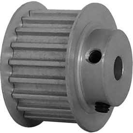 20 Tooth Timing Pulley, (Htd) 5mm Pitch, Clear Anodized Aluminum, 20-5m15-6fa3 - Min Qty 8