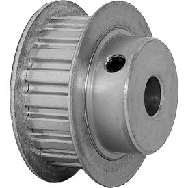 "20 Tooth Timing Pulley, (Xl) 1/5"" Pitch, Clear Anodized Aluminum, 20xl037-6fa4 - Min Qty 8"