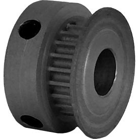 21 Tooth Timing Pulley, (Pwrgrip Gt) 2mm Pitch, Clear Anodized Aluminum, 21-2p03-6ca3 - Min Qty 8