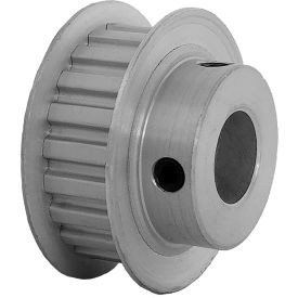 "21 Tooth Timing Pulley, (Xl) 1/5"" Pitch, Clear Anodized Aluminum, 21xl037-6fa6 - Min Qty 8"