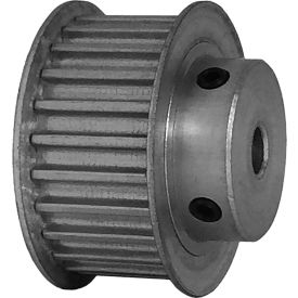 24 Tooth Timing Pulley, (Htd) 5mm Pitch, Clear Anodized Aluminum, 24-5m15-6fa3 - Min Qty 5
