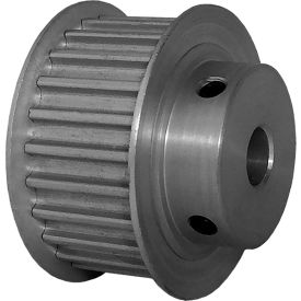 24 Tooth Timing Pulley, (Htd) 5mm Pitch, Clear Anodized Aluminum, 24-5m15m6fa8 - Min Qty 5