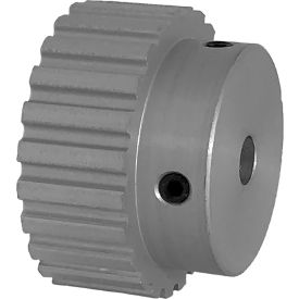 "24 Tooth Timing Pulley, (Xl) 1/5"" Pitch, Clear Anodized Aluminum, 24xl037-6a3 - Min Qty 8"