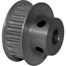 25 Tooth Timing Pulley, (Htd) 3mm Pitch, Clear Anodized Aluminum, 25-3m06m6fa6 - Min Qty 8