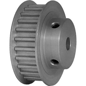 25 Tooth Timing Pulley, (Htd) 5mm Pitch, Clear Anodized Aluminum, 25-5m09-6fa3 - Min Qty 5