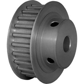 25 Tooth Timing Pulley, (Htd) 5mm Pitch, Clear Anodized Aluminum, 25-5m09m6fa8 - Min Qty 5
