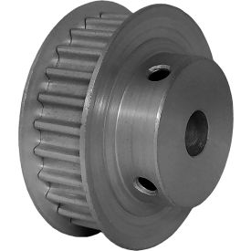 26 Tooth Timing Pulley, (Htd) 5mm Pitch, Clear Anodized Aluminum, 26-5m09m6fa8 - Min Qty 5