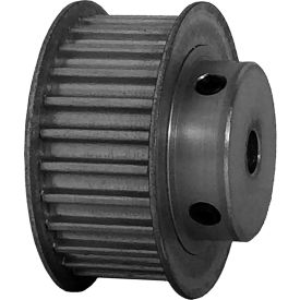 26 Tooth Timing Pulley, (Htd) 5mm Pitch, Clear Anodized Aluminum, 26-5m15-6fa3 - Min Qty 5
