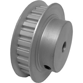 "26 Tooth Timing Pulley, (Xl) 1/5"" Pitch, Clear Anodized Aluminum, 26xl025-6fa3 - Min Qty 8"