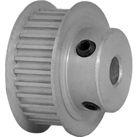 30 Tooth Timing Pulley, (Htd) 3mm Pitch, Clear Anodized Aluminum, 30-3m09-6fa3 - Min Qty 5