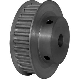 30 Tooth Timing Pulley, (Htd) 5mm Pitch, Clear Anodized Aluminum, 30-5m09m6fa8 - Min Qty 5