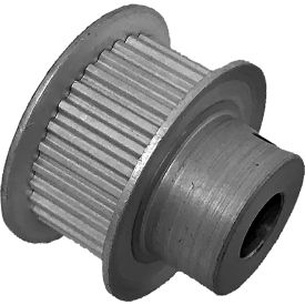 30 Tooth Timing Pulley, (Lt) 0.0816 Pitch, Clear Anodized Aluminum, 30lt312-6fa3 - Min Qty 8