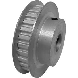"""30 Tooth Timing Pulley, (Xl) 1/5"""" Pitch, Clear Anodized Aluminum, 30xl025-6fa6 - Min Qty 5"""