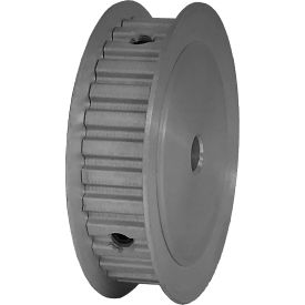 "30 Tooth Timing Pulley, (Xl) 1/5"" Pitch, Clear Anodized Aluminum, 30xl037-3fa3 - Min Qty 5"