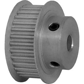 32 Tooth Timing Pulley, (Htd) 3mm Pitch, Clear Anodized Aluminum, 32-3m09-6fa3 - Min Qty 5
