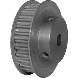 32 Tooth Timing Pulley, (Htd) 5mm Pitch, Clear Anodized Aluminum, 32-5m09m6fa8 - Min Qty 4