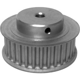 32 Tooth Timing Pulley, (Htd) 5mm Pitch, Clear Anodized Aluminum, 32-5m15-6fa3 - Min Qty 4