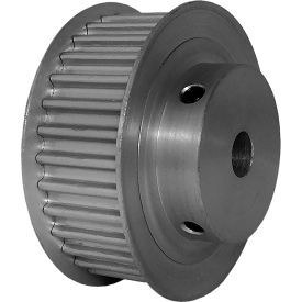 32 Tooth Timing Pulley, (Htd) 5mm Pitch, Clear Anodized Aluminum, 32-5m15m6fa8 - Min Qty 4