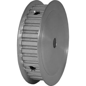 """32 Tooth Timing Pulley, (Xl) 1/5"""" Pitch, Clear Anodized Aluminum, 32xl037-3fa3 - Min Qty 4"""