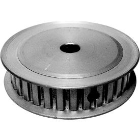 "32 Tooth Timing Pulley, (Xl) 1/5"" Pitch, Clear Anodized Aluminum, 32xl037-3fa4 - Min Qty 5"