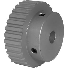 "32 Tooth Timing Pulley, (Xl) 1/5"" Pitch, Clear Anodized Aluminum, 32xl037-6a5 - Min Qty 5"
