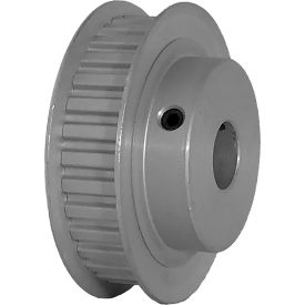 """32 Tooth Timing Pulley, (Xl) 1/5"""" Pitch, Clear Anodized Aluminum, 32xl037-6fa6 - Min Qty 5"""