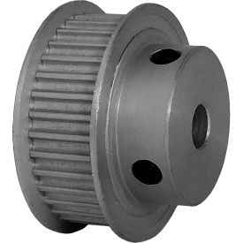 34 Tooth Timing Pulley, (Pwrgrip Gt) 3mm Pitch, Clear Anodized Aluminum, 34-3p09-6fa3 - Min Qty 5