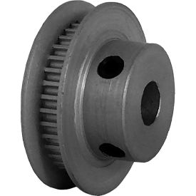 36 Tooth Timing Pulley, (Pwrgrip Gt) 2mm Pitch, Clear Anodized Aluminum, 36-2p03-6fa3 - Min Qty 5