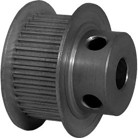 36 Tooth Timing Pulley, (Pwrgrip Gt) 2mm Pitch, Clear Anodized Aluminum, 36-2p09-6fa3 - Min Qty 8