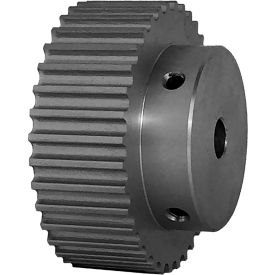 36 Tooth Timing Pulley, (Htd) 5mm Pitch, Clear Anodized Aluminum, 36-5m15-6a4 - Min Qty 3