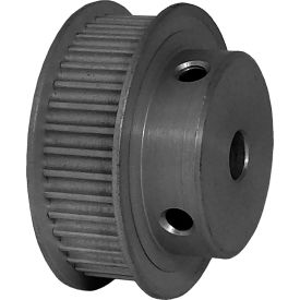 38 Tooth Timing Pulley, (Pwrgrip Gt) 3mm Pitch, Clear Anodized Aluminum, 38-3p09-6fa3 - Min Qty 5