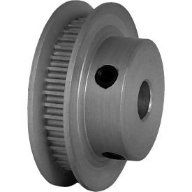 40 Tooth Timing Pulley, (Pwrgrip Gt) 2mm Pitch, Clear Anodized Aluminum, 40-2p03-6fa3 - Min Qty 5