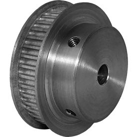 40 Tooth Timing Pulley, (Htd) 3mm Pitch, Clear Anodized Aluminum, 40-3m06m6fa6 - Min Qty 5