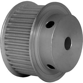40 Tooth Timing Pulley, (Pwrgrip Gt) 3mm Pitch, Clear Anodized Aluminum, 40-3p15-6fa3 - Min Qty 3