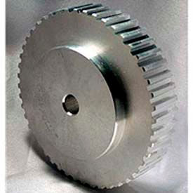 48 Tooth Timing Pulley, T 10mm Pitch, Aluminum, 40T10/48-0