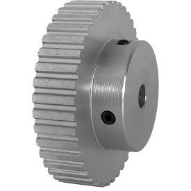 """40 Tooth Timing Pulley, (Xl) 1/5"""" Pitch, Clear Anodized Aluminum, 40xl037-6a4 - Min Qty 4"""