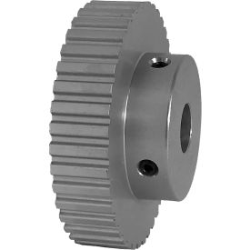 "40 Tooth Timing Pulley, (Xl) 1/5"" Pitch, Clear Anodized Aluminum, 40xl037-6a6 - Min Qty 4"