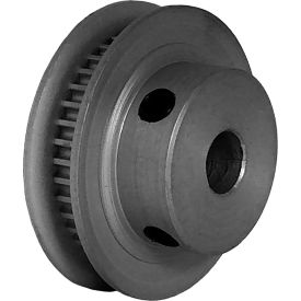 42 Tooth Timing Pulley, (Pwrgrip Gt) 2mm Pitch, Clear Anodized Aluminum, 42-2p03-6fa3 - Min Qty 5