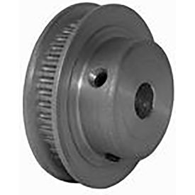 42 Tooth Timing Pulley, (Mxl) 2.03mm Pitch, Gold Anodized Aluminum, 42mp012m6fa6 - Min Qty 8