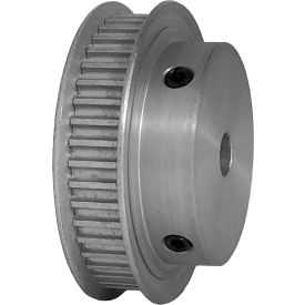 44 Tooth Timing Pulley, (Htd) 3mm Pitch, Clear Anodized Aluminum, 44-3m06-6fa3 - Min Qty 5