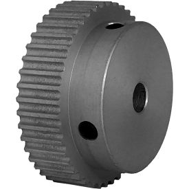 44 Tooth Timing Pulley, (Pwrgrip Gt) 3mm Pitch, Clear Anodized Aluminum, 44-3p06-6a3 - Min Qty 5