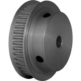 44 Tooth Timing Pulley, (Pwrgrip Gt) 3mm Pitch, Clear Anodized Aluminum, 44-3p06-6fa3 - Min Qty 5