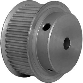 44 Tooth Timing Pulley, (Pwrgrip Gt) 3mm Pitch, Clear Anodized Aluminum, 44-3p15-6fa3 - Min Qty 3