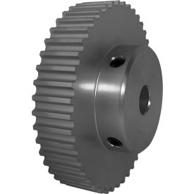 44 Tooth Timing Pulley, (Htd) 5mm Pitch, Clear Anodized Aluminum, 44-5m09m6a10 - Min Qty 3