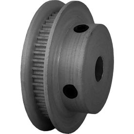 45 Tooth Timing Pulley, (Pwrgrip Gt) 2mm Pitch, Clear Anodized Aluminum, 45-2p03-6fa3 - Min Qty 5