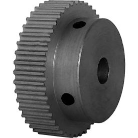 45 Tooth Timing Pulley, (Pwrgrip Gt) 3mm Pitch, Clear Anodized Aluminum, 45-3p06-6a4 - Min Qty 5
