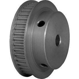45 Tooth Timing Pulley, (Pwrgrip Gt) 3mm Pitch, Clear Anodized Aluminum, 45-3p06-6fa3 - Min Qty 5