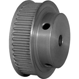 45 Tooth Timing Pulley, (Pwrgrip Gt) 3mm Pitch, Clear Anodized Aluminum, 45-3p09-6fa3 - Min Qty 5