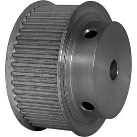 45 Tooth Timing Pulley, (Pwrgrip Gt) 3mm Pitch, Clear Anodized Aluminum, 45-3p15-6fa3 - Min Qty 3